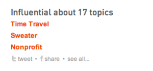 Pencils.com engages in a Klout perk *UPDATED*