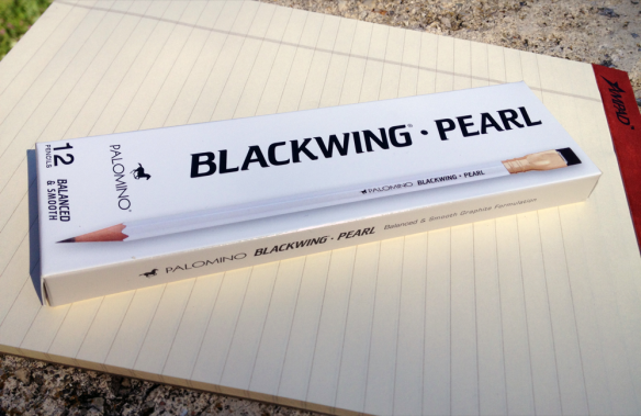 Box of Palomino Pearl pencils by Pencils.com