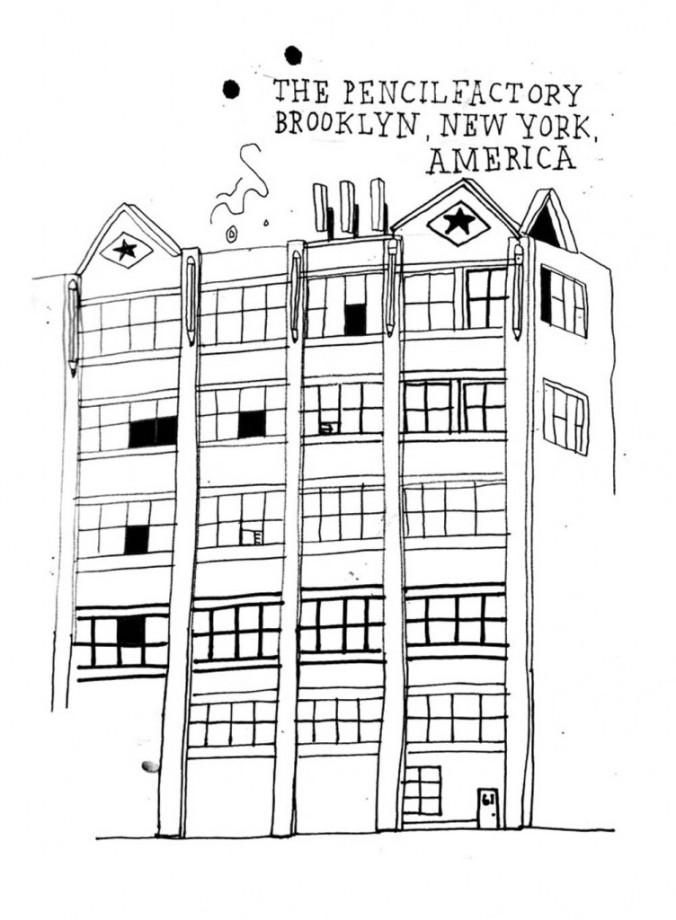 Drawing by James Gulliver at AllTheBuildingsInNewYork.com. Click image for original post.
