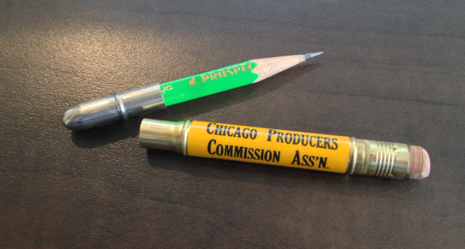 I added a Palomino Prospector pencil to this bullet pencil.