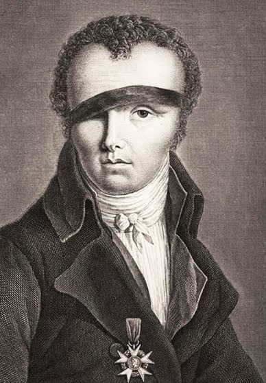 Nicolas-Jacques-Conté, the inventor of the modern graphite mixture in varying hardnesses. Also, a pencil pirate.