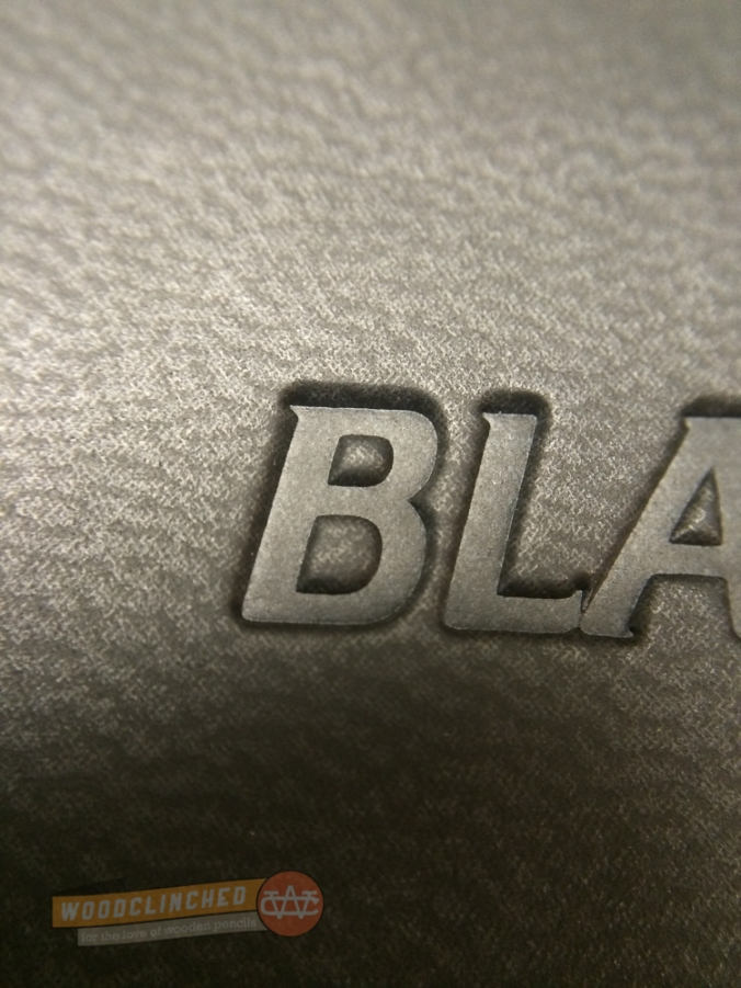 Blackwing Slate Cover Closeup