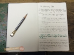Writing in the Blackwing Slate