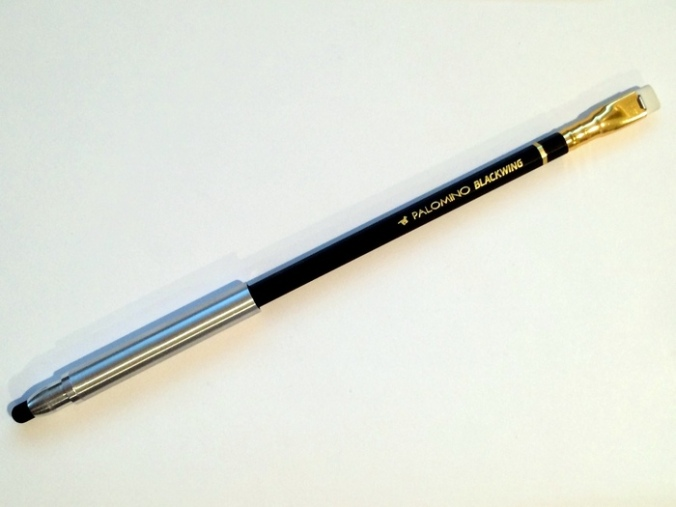 For a smaller pledge of just $22, you can get the Ancile ST, a shield for your pencil point.