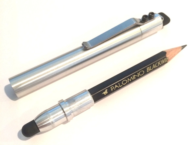 The Bullet Pencil ST on Kickstarter